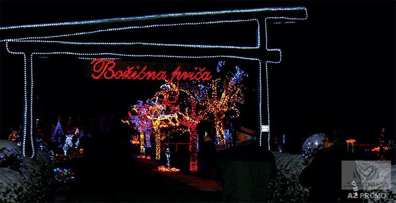 Božićna priča u Čazmi
