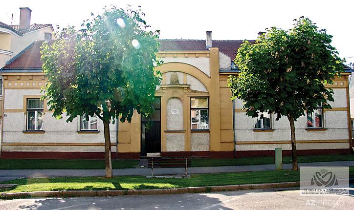 Hrvatska knjižnica i čitaonica Đuro Sudeta - Garešnica