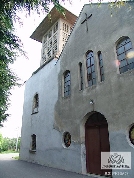 Župna crkva sv. Marije Magdalene, Kapela