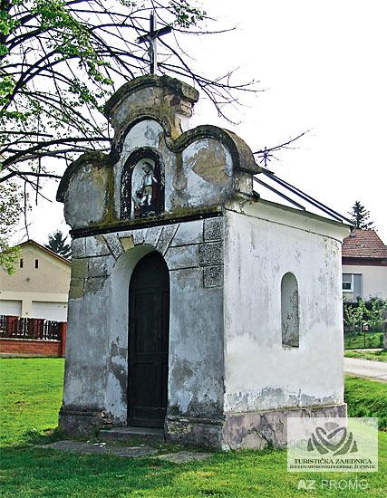 Kapelica sv. Florijana u Kapeli