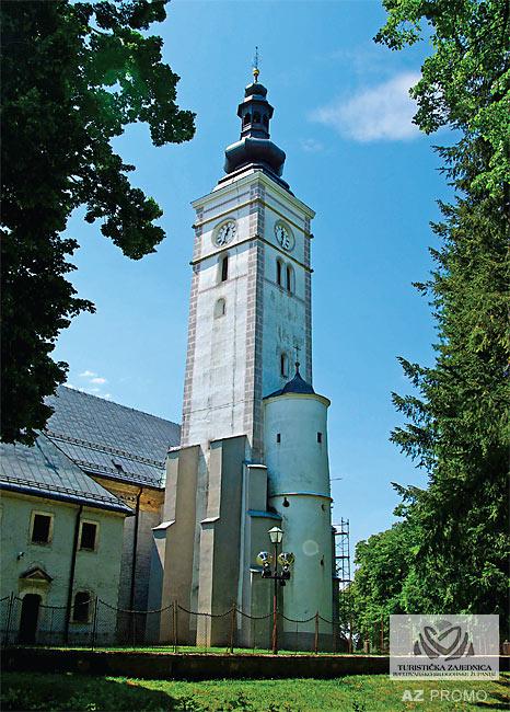 Crkva Uznesenja Blažene Djevice Marije, Nova Rača