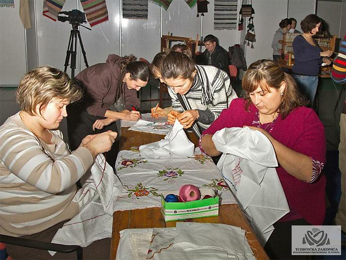 Zentrum der traditionellen Berufe in Bjelovar