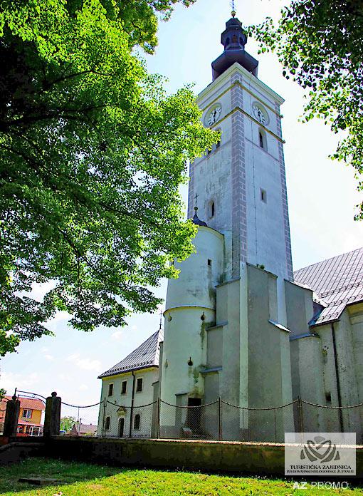 Die Kirche der Himmelfahrt der Jungfrau Marija