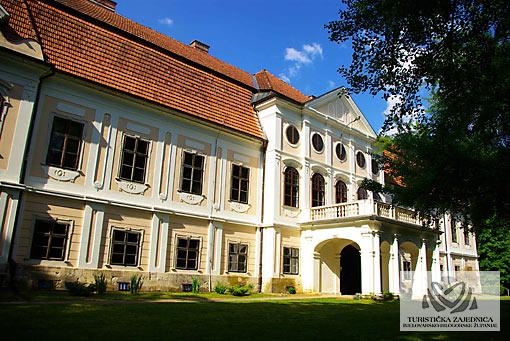 Das Schloss Janković