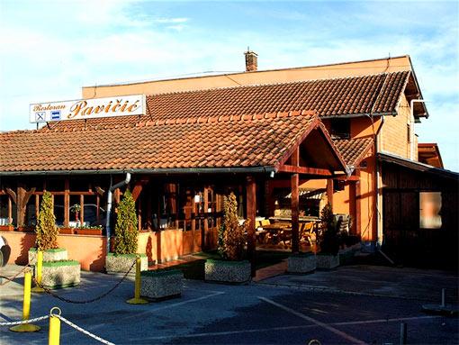 Restaurant Pavičić