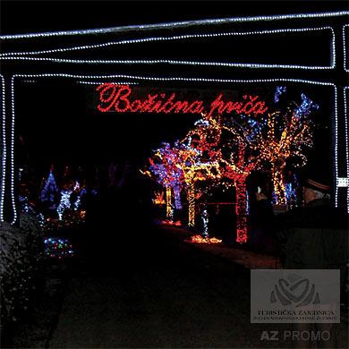 Die Weihnachtsgeschichte in Čazma